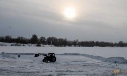 В Павлодаре крещенская купель закроется в полночь 19 января