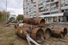 Строительство тепломагистрали для улучшения теплоснабжения в Усольском и Дачном микрорайонах начнется в апреле