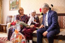 Днем мудрости назвал День пожилого человека аким Павлодара