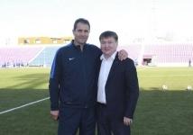 Технический директор «Иртыша» помог молодому футболисту в борьбе с саркомой