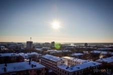 Снегопад и понижение температуры прогнозируют синоптики