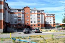 В Экибастузе презентовали новый многоэтажный дом