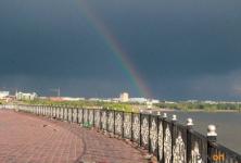 Дожди в Павлодаре продолжатся в ближайшие дни