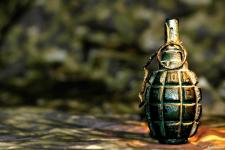 Выловленная в реке Павлодара граната оказалась учебной