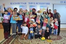 Все воспитанники детской деревни семейного типа села Кенжеколь увидят выставку EXPO 2017
