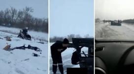 Смертельное ДТП под Павлодаром. Авто разорвало на части