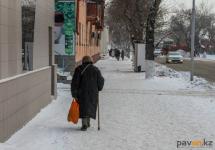 Павлодарские полицейские задержали двоих мужчин, ограбивших пенсионерку