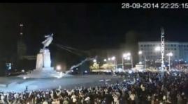 За разрушенный в Харькове памятник Ленину никого не накажут