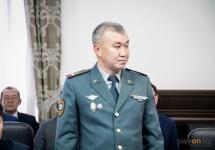 Глава региона представил нового руководителя ДЧС Павлодарской области
