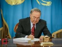 Назарбаев подписал закон о торговле оружием