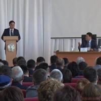 В Щербактинском районе в разы сократилось население
