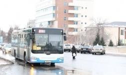 378 нарушений ПДД водителями автобусов выявили павлодарские полицейские за один день