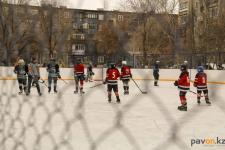 В 38 школах Павлодара уже действуют катки