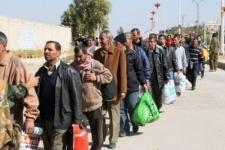 Сирийские власти нарушили перемирие с повстанцами под Дамаском