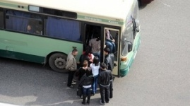 Караганда оказалась на грани транспортного коллапса