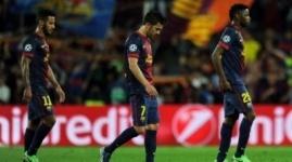 """""""Барселона"""" проиграла оба полуфинала Лиги чемпионов впервые с 1987 года"""