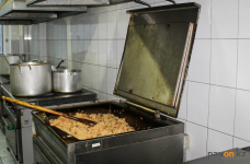 В нескольких школьных столовых в Павлодаре бизнесмены вынуждены платить аренду за установленное ими же оборудование