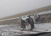 В аварии на трассе в Павлодарской области пострадали пассажиры ГАЗели