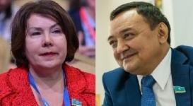 Тиникеев признался в любви к Карагусовой во время обсуждения всеобщего декларирования