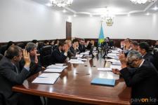 Решение о переименовании улиц в Павлодаре за республиканской ономастической комиссией