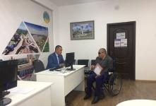 Павлодарские антикоррупционщики помогли инвалиду-колясочнику восстановиться в своей очереди на жилье