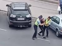 Павлодарские полицейские рассказали подробности о задержании нарушителя и ДТП с участием патрульных машин