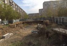 В Павлодаре 13 объектов строительства получили статус долгостроя