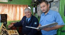 Машинист поезда предотвратил чрезвычайное происшествие в Костанайской области