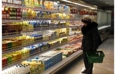 В супермаркетах Киева ввели ограничения на продажу продуктов