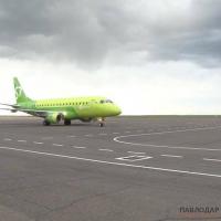 Рейс Павлодар-Новосибирск решили возобновить