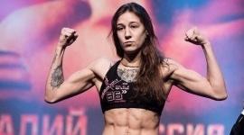 Павлодарская чемпионка по боям без правил Мария Агапова посвятила свою победу Денису Тену