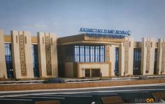 В Павлодаре планируют обновить фасад железнодорожного вокзала и привокзальную площадь