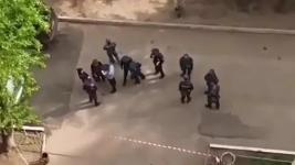 Подозреваемого в убийстве на детской площадке задержали в Павлодаре