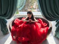 Детский конкурс красоты провели в Павлодаре