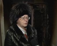 Жительница села Новочерноярка осталась под Новый год на улице
