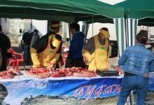 """Мясо, привозимое на сельскохозяйственную ярмарку, будут продавать в """"Караване"""" и """"Квазаре"""""""