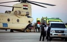 Тело трехлетнего ребенка обнаружили в 8 километрах от места падения самолета на Синае