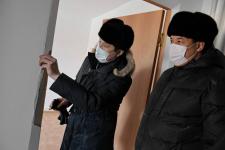 Аким Павлодарской области остался недоволен состоянием квартир в новостройках микрорайонов Сарыарка и Достык