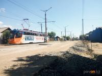 В Павлодаре приступили к расширению проезжей части улицы 1 Мая