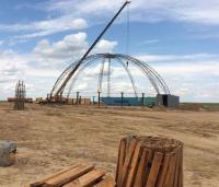 Аквапарк и детские аттракционы обещают построить в этом году у озера Маралды