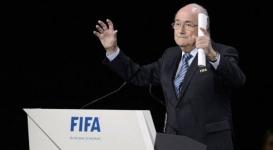 Президент ФИФА Йозеф Блаттер объявил о своей отставке