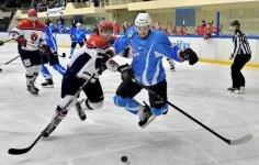 В Павлодаре стартовал XXIV открытый чемпионат Республики Казахстан по хоккею с шайбой среди мужских команд