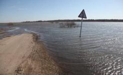 В Павлодарской области продолжается ликвидация последствий паводка