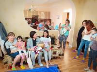 Бизнес-леди Зинаида Пархоменко рассказала павлодарским мамам, как зарабатывать, не выходя из дома