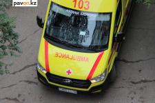 За последние недели на 30% выросло количество вызовов скорой помощи в Павлодарской области