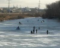 Ледяной экстрим
