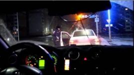 В Павлодаре задержали очередного пьяного за рулем