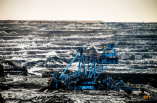 Семь миллионов тонн угля добыли экибастузские горняки