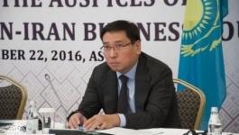 Казахстан и Иран думают над созданием совместной торговой палаты