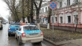 Запрещающий остановку знак на проспектах Уральска вызвал протест правозащитников